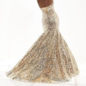 Tiffany Designs Dresses - Prom gown